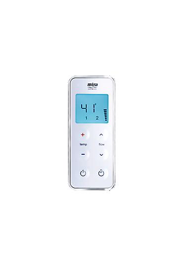 Mira Vision Dual Ceiling Fed - High Pressure / Combi Boiler