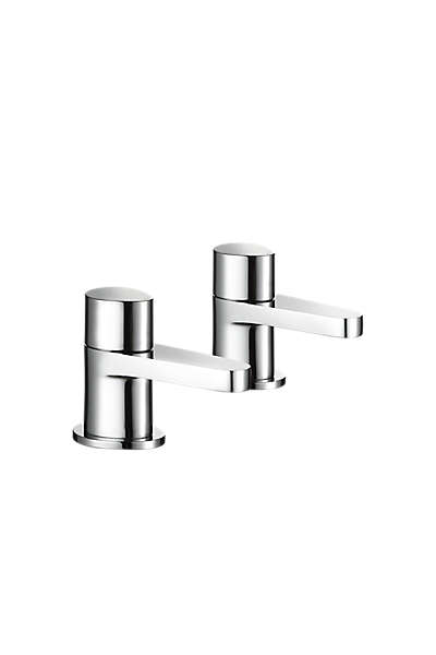 Mira Precision Basin Pillar Taps