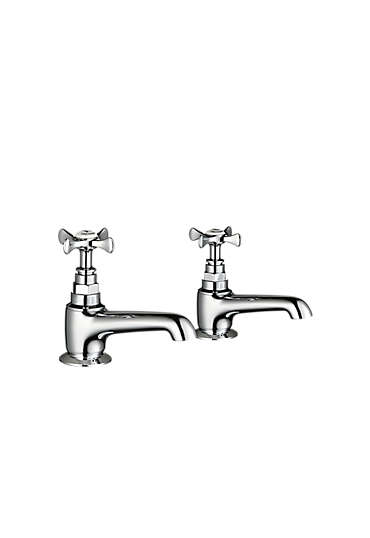 Mira Virtue ER + Free Virtue basin pillar taps