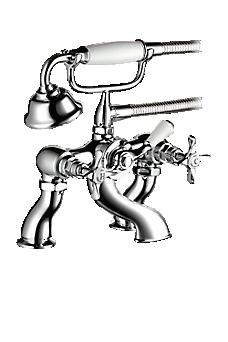 Mira Virtue Bath/Shower Mixer