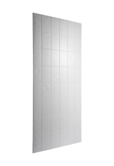 Mira Flight Wall - 1200 Full Height Wall Panel