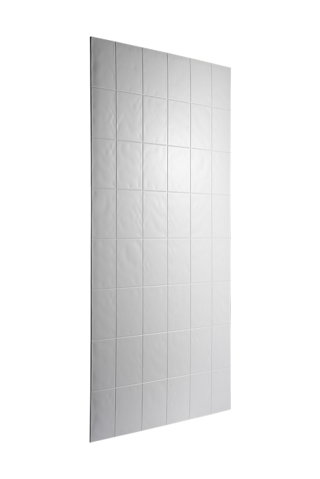 Mira Flight Wall - 1200 Full Height Wall Panel