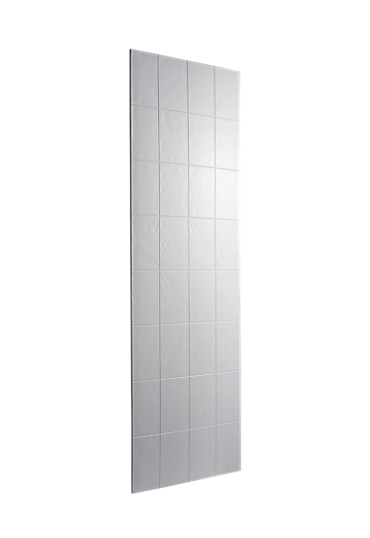 Mira Flight Wall 800 Full Height Wall Panel By Mira Showers