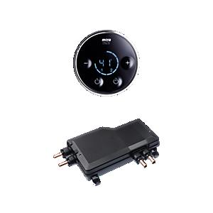 Mira Platinum Dual Valve & Controller - Pumped for Gravity