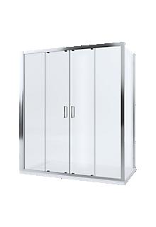 Mira Leap Double Slider Panels - 1500mm