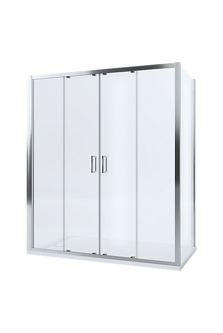 Mira Leap Double Sliding Doors