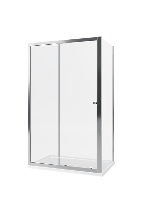 Mira Elevate Sliding Door 1200mm By Mira Showers