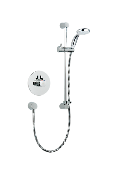 Mira Miniduo BIV with Eco Showerhead