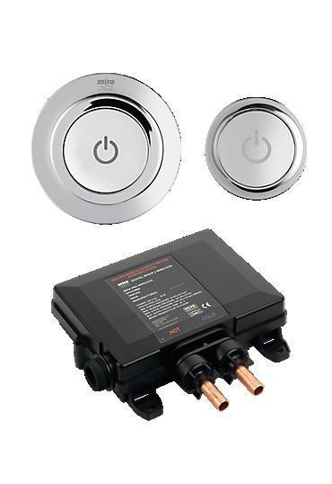 Mira Mode Valve & Controller Only (High Pressure / Combi Boiler)
