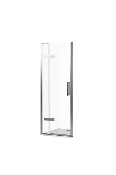 Mira Ascend Hinge Door Alcove - 800mm