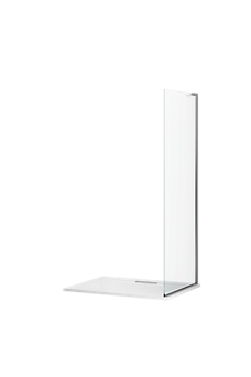 Mira Ascend Hinge Door Corner - 1400mm