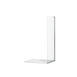 Mira Ascend Hinge Door Side Panel - 760mm