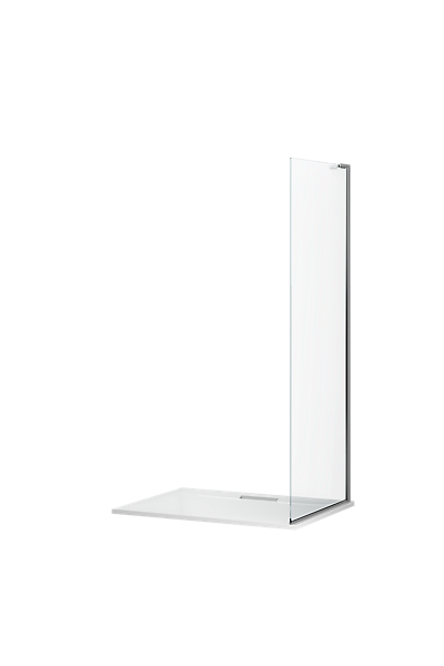 Mira Ascend Hinge Door Side Panel - 900mm