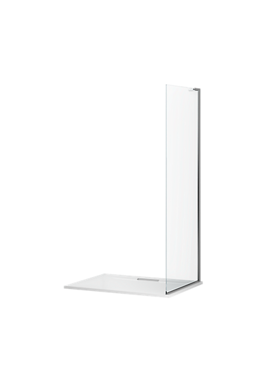 Mira Ascend Sliding Door Side Panel - 760mm