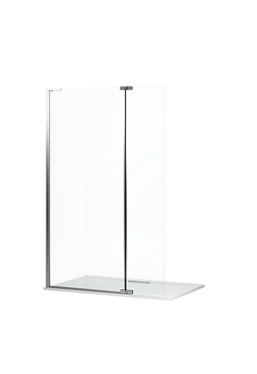 Mira Ascend Divider Hinged Deflector Panel 400mm