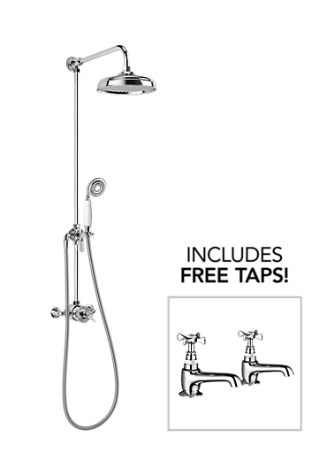 Mira Virtue ERD + Free Mira Virtue bath pillar taps