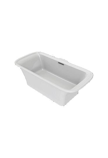 Mira Flight Bath - Freestanding - 1800 x 800