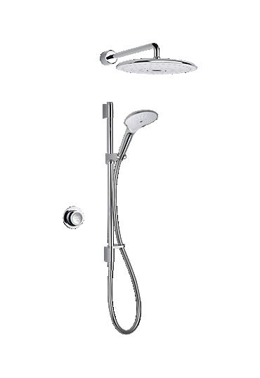 Mira Mode Maxim Rear Fed (High Pressure / Combi Boiler)