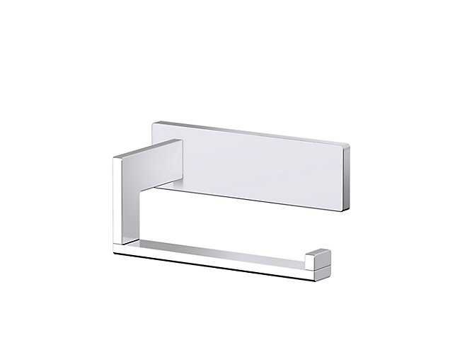 Square Toilet Paper Holder Without
