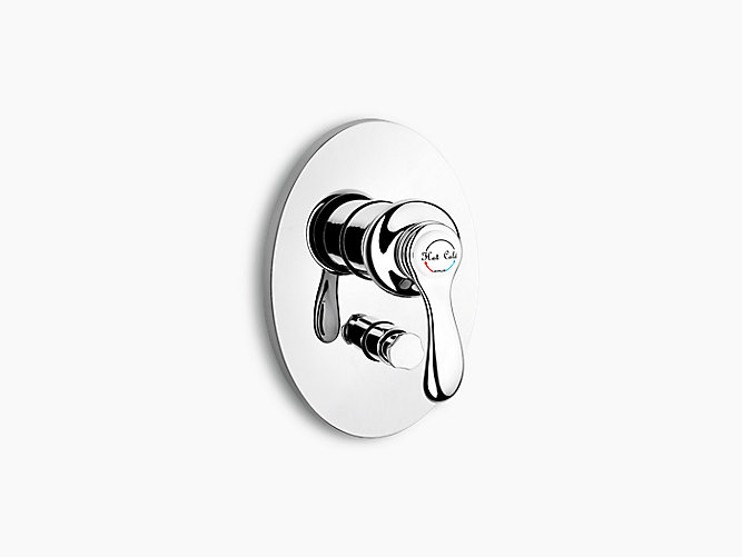 Fairfax Recessed Bath And Shower Faucet Trim With Lever
