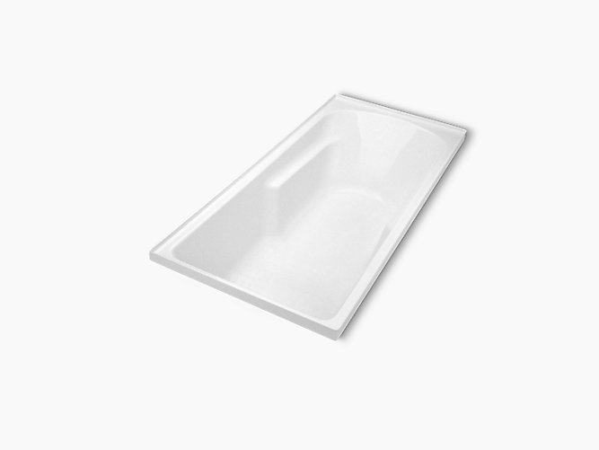 Duo Acrylic Drop In Bathtub K 18775t Kohler