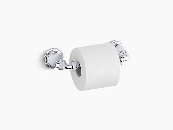 Toilet Tissue Holder In Polished Chrome