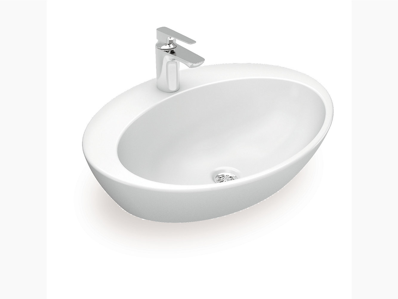 karess vessel lavatory with single faucet hole k 2764t 1 kohler