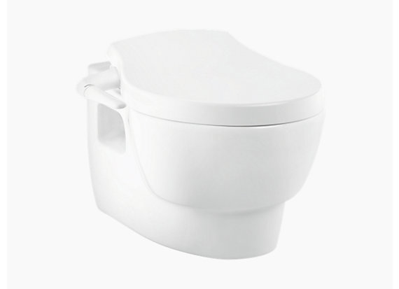 Ove Wall Hung With PureClean bidet seat 99994IN-0