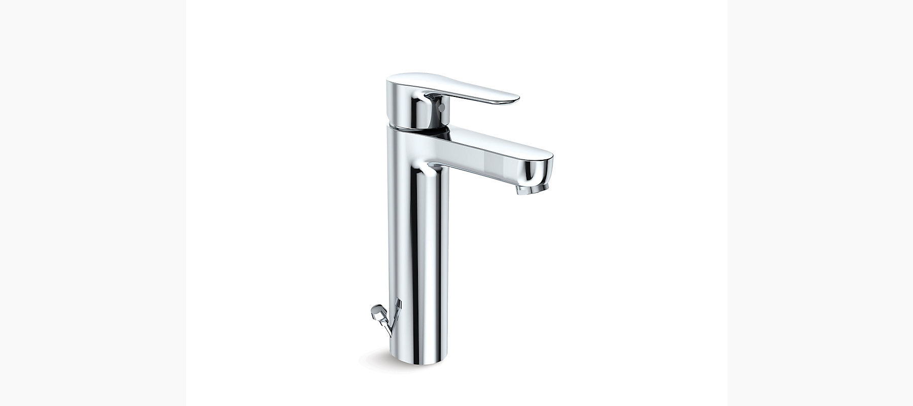 July Single Control Tall Lavatory Faucet K 15238in 4nd