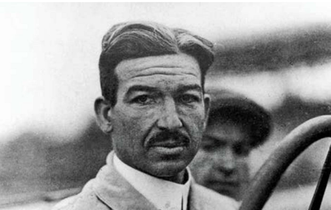Alfieri Maserati, fondatore del marchio Maserati