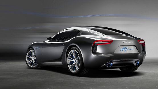 Le concept-car Alfieri