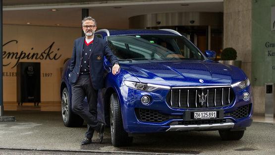 Maserati and Massimo Bottura