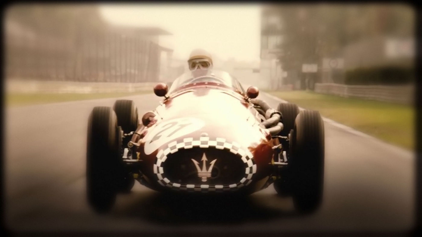 Maserati CM6 Formula One - Sports Cars - Front view - Maria Teresa de Filippis