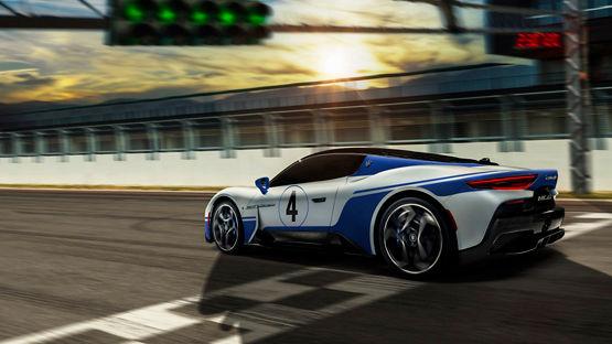 Master Maserati Driving Experience
