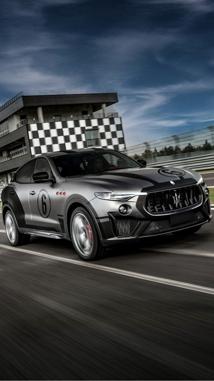Master Maserati Fahrtraining  - Maserati Levante Trofeo auf der Rennstrecke