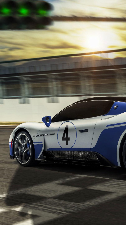 Master Maserati - Fahrtraining Sport - MC20 auf der Rennstrecke