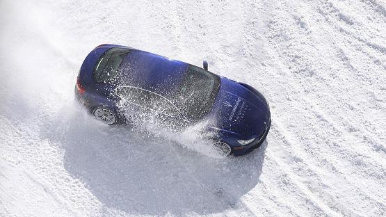 Expérience SnowMaster 2016