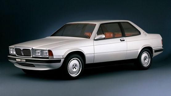Maserati classiche: Biturbo e Derivate 228 | Maserati