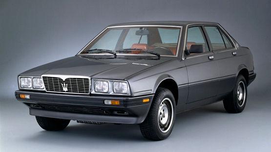 Maserati classiche: Biturbo e Derivate 420 | Maserati