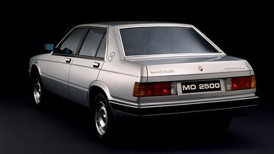 Maserati classiche: Biturbo e Derivate 425 | Maserati
