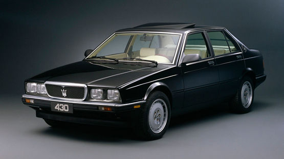 Maserati classiche: Biturbo e Derivate 430 | Maserati