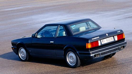 Maserati classiche: Biturbo e Derivate Karif | Maserati