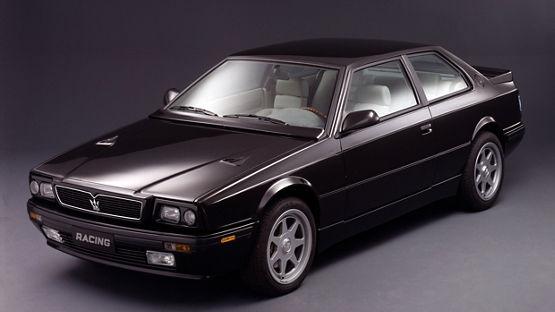 Maserati classiche: Biturbo e Derivate Racing | Maserati