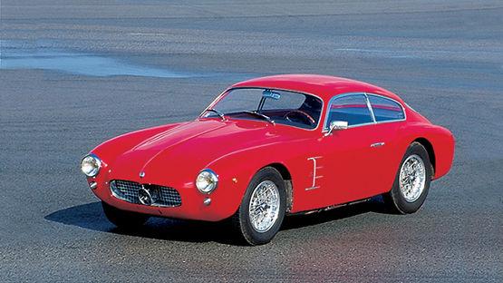 Maserati classiche: 2000 Gran Turismo 54 | Maserati