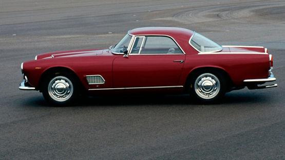 Gran Turismo: 3500 GT - 3500 GTI | Klassische Autos | Maserati CH