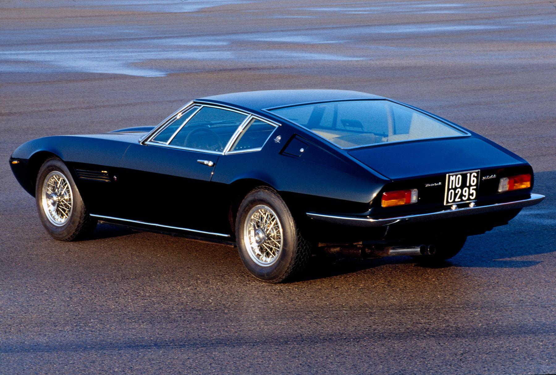 Maserati Classic Sports Cars - Ghibli (1967) | Maserati USA