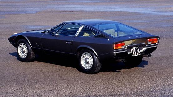 Gran Turismo: Khamsin | Klassische Maserati Autos | Maserati CH