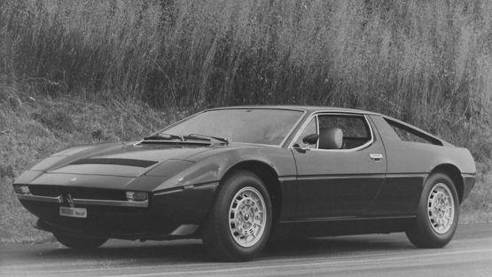 Gran Turismo: Merak | Klassische Maserati Autos | Maserati CH