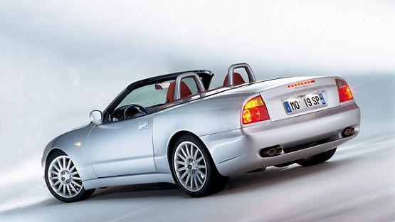 Gran Turismo: Spyder | Klassische Maserati Autos | Maserati CH