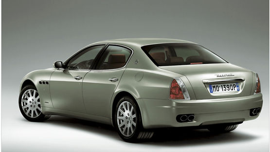 Klassische Autos: Quattroporte V Duoselect | Maserati AT